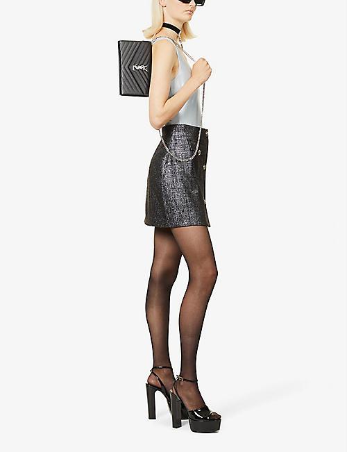 fa9d7db14fbd52 Saint Laurent Bags - Classic Monogram collection & more | Selfridges