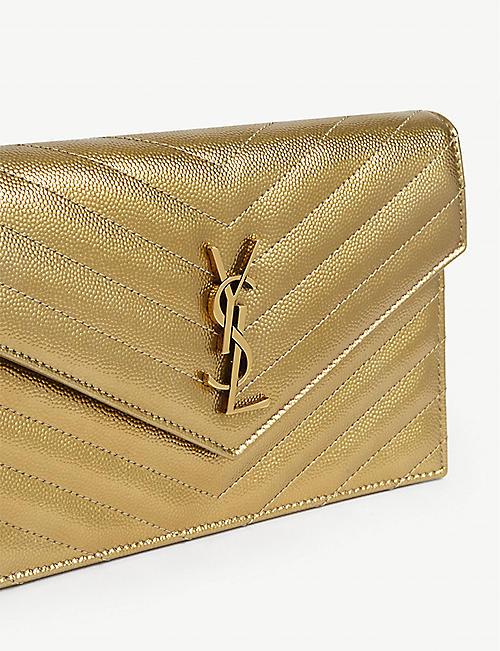 78785f21e2cdf Designer Clutch Bags - Saint Laurent & more | Selfridges