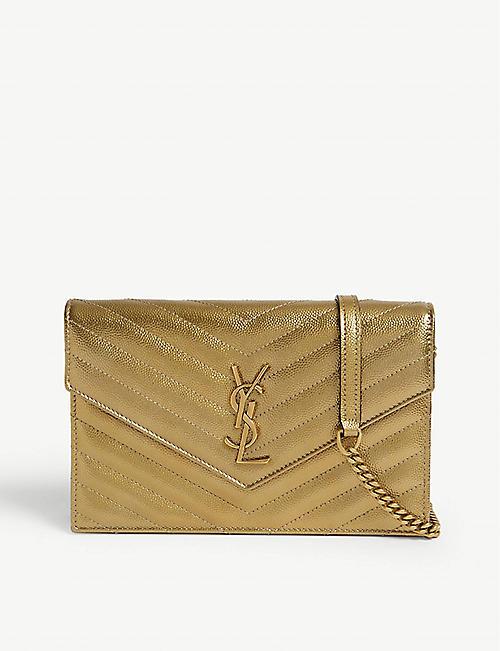 41e3b9c2e4a Saint Laurent Bags - Classic Monogram collection & more | Selfridges