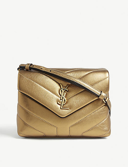 a5d41b338f Saint Laurent Bags - Classic Monogram collection & more | Selfridges