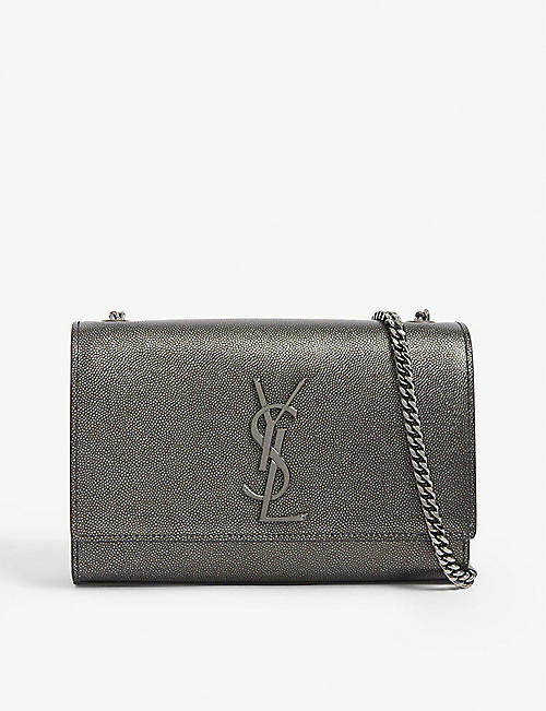SAINT LAURENT: Kate small leather shoulder bag