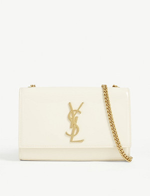 SAINT LAURENT Kate monogram small shoulder bag