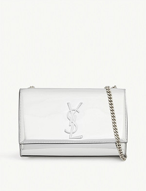 SAINT LAURENT Kate mirror shoulder bag