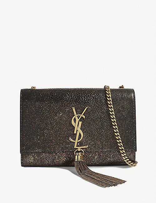 3fbb2a3eade Saint Laurent Bags - Classic Monogram collection & more   Selfridges
