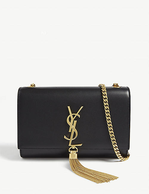 75cf48792c Saint Laurent Bags - Classic Monogram collection & more | Selfridges
