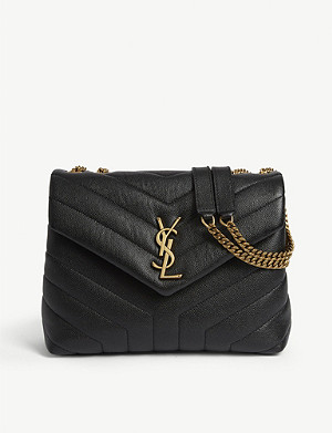 SAINT LAURENT Lou Lou small shoulder bag