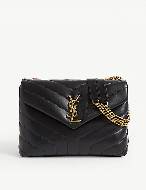 SAINT LAURENT: Loulou shoulder bag