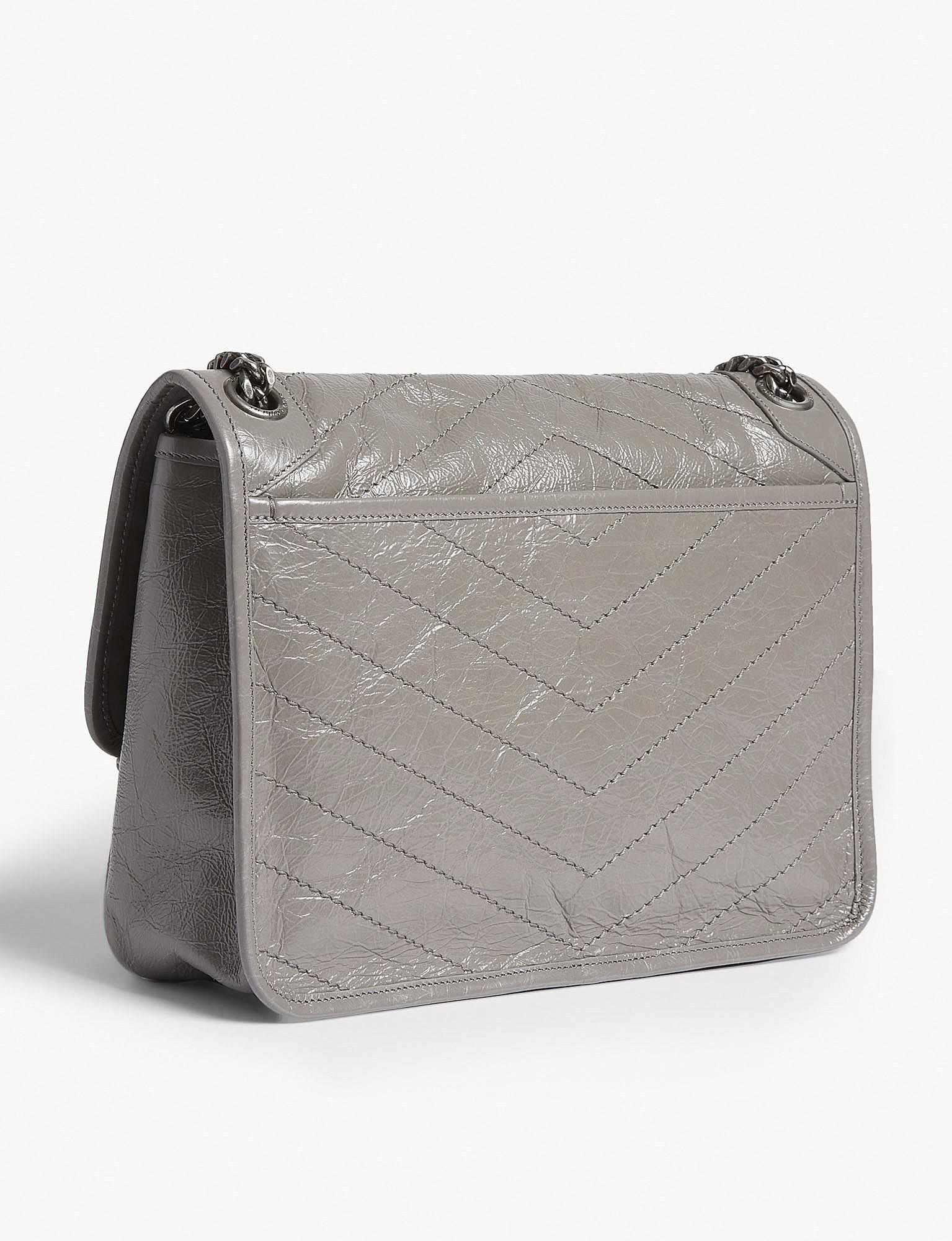 a382b9cec73 ... Monogram Niki medium leather shoulder bag - Fogvintage lthr zoom ...