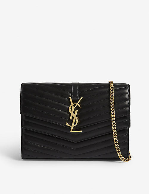 80a951d5b7 Saint Laurent Bags - Classic Monogram collection   more