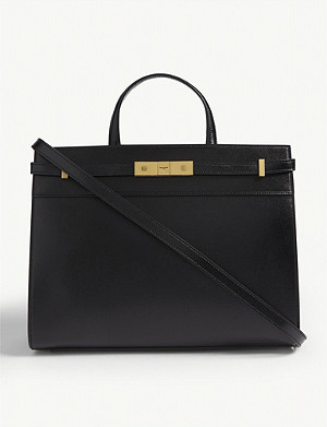 SAINT LAURENT Manhattan small tote