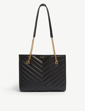 SAINT LAURENT Tribeca tote bag
