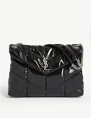 SAINT LAURENT: Lou Lou shoulder bag