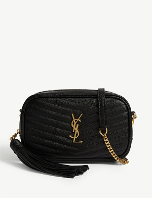 SAINT LAURENT Sl mono mat gdp mini lou