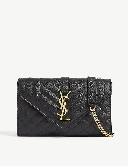 SAINT LAURENT Saint Laurent satchel shoulder bag