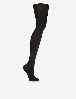 FALKE: Merino-blend tights