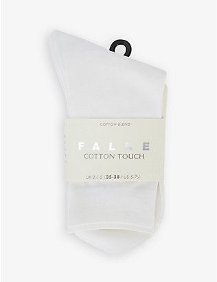FALKE:Cotton Touch 短袜