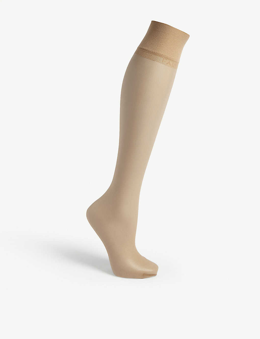 FALKE: Shelina 12 Denier Knee High Socks