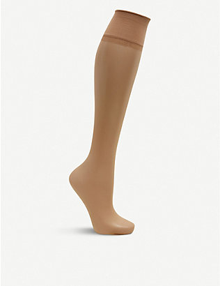 FALKE: Shelina 12 denier tights
