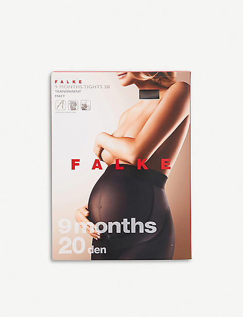 FALKE 9 months 20 tights