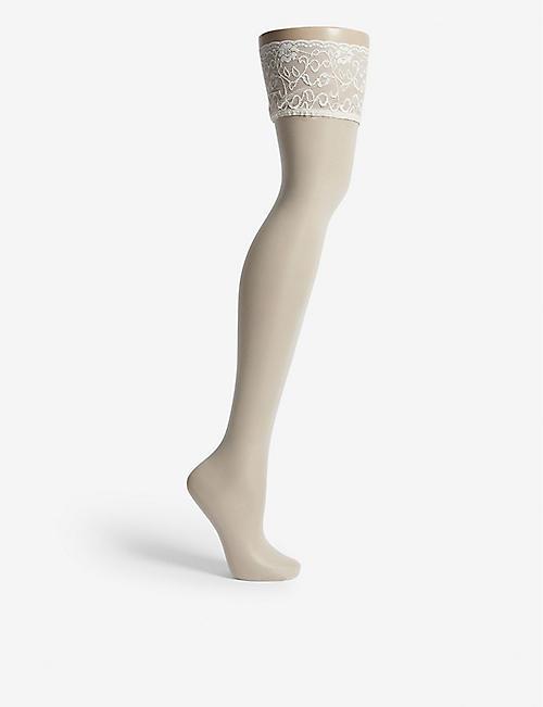 18c1e5f77af Stockings   hold ups - Hosiery - Lingerie - Nightwear   Lingerie ...