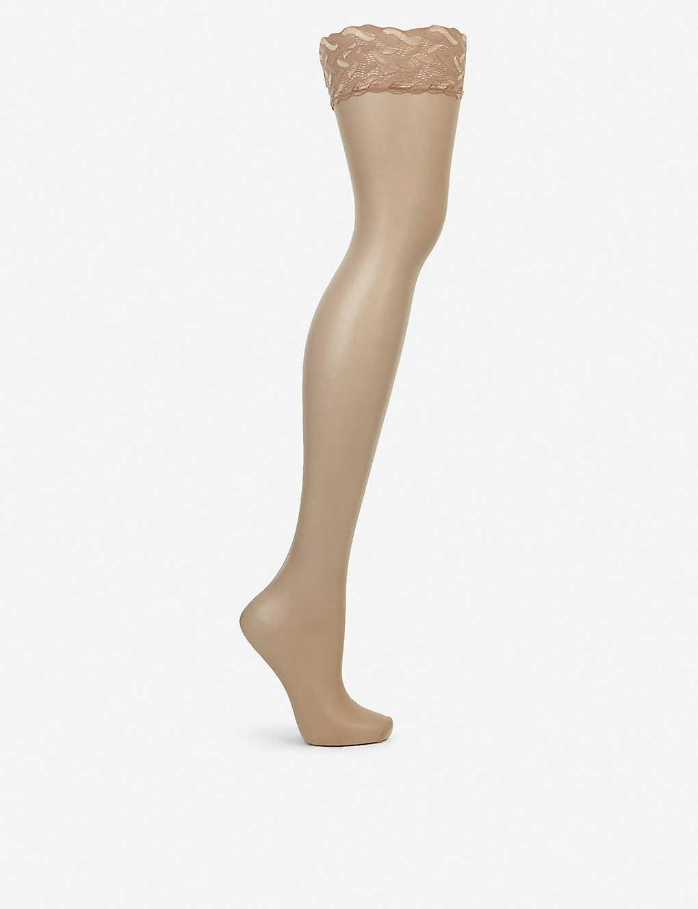 4c8153a18b1 Shelina toeless hold-ups - 4169 powder ...