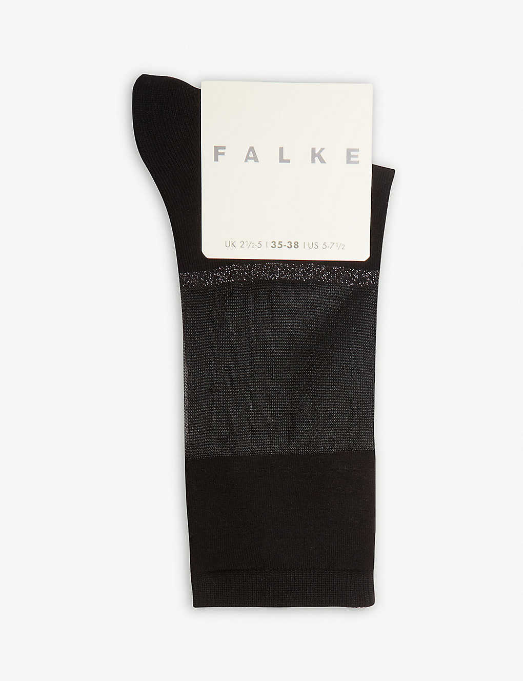 FALKE: Sheer Elegance cotton-blend socks