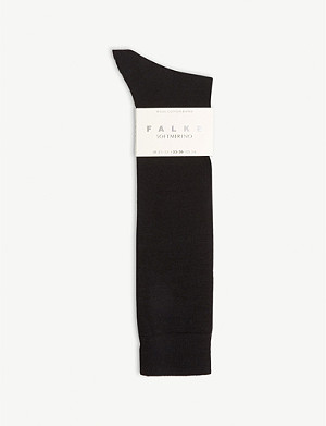 FALKE Falke Softmerino knee-high socks
