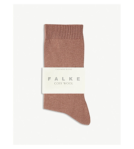Falke Cosy wool-cashmere socks