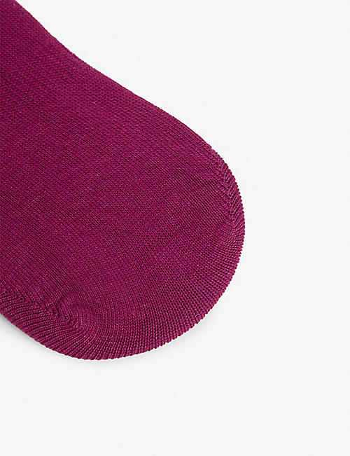 FALKE Invisible cotton trainer socks