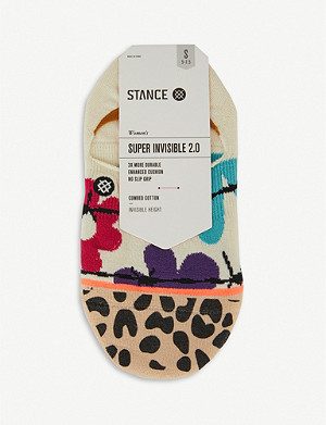STANCE Flower Power invisible socks