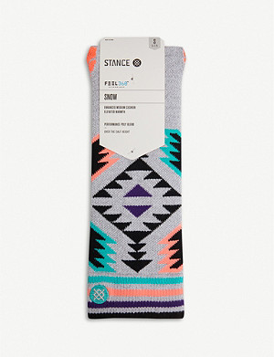 STANCE Chickadee thermal woven socks