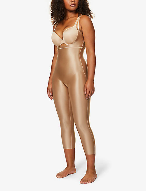 SPANX Suit Your Fancy stretch-jersey catsuit