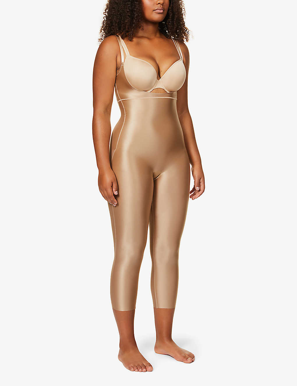SPANX: Suit Your Fancy stretch-jersey catsuit