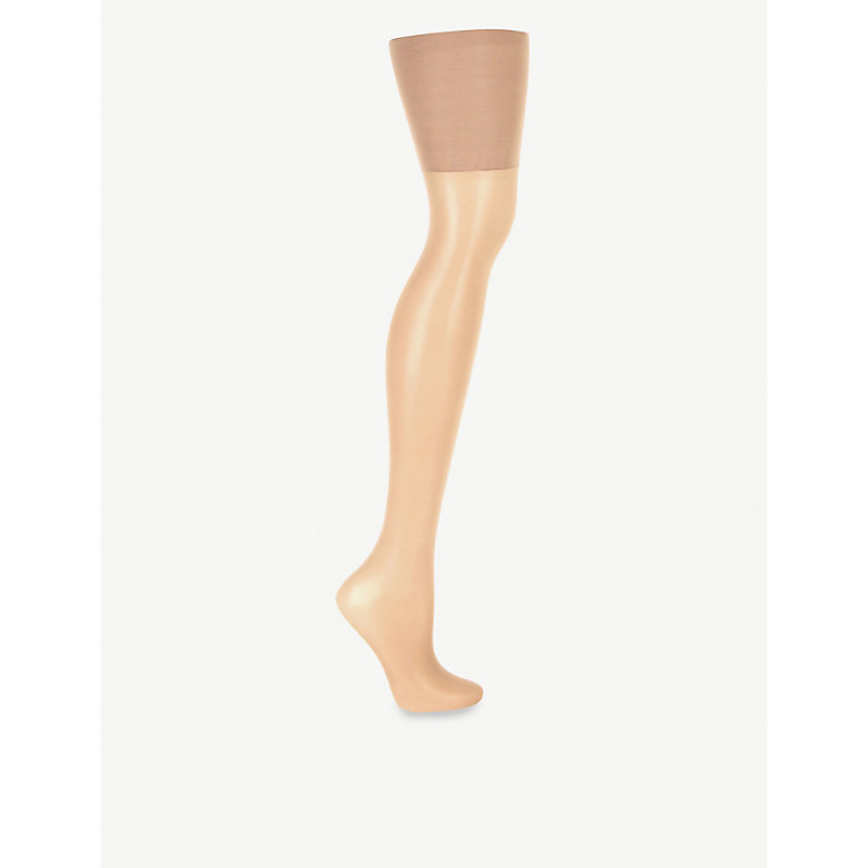SPANX | Spanx Luxe Leg High-Waisted Sheer Tights, Women'S, Size: B, Nude | Goxip
