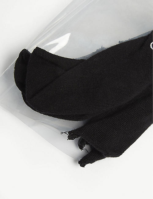 PIERRE MANTOUX Plastic ankle socks