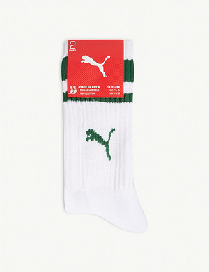 PUMA Core cotton socks pack of two
