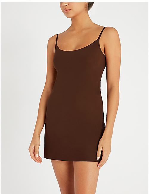 COMMANDO Microfibre mini slip dress