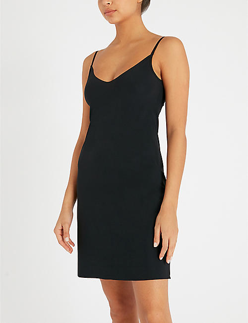 COMMANDO Microfiber mini slip dress