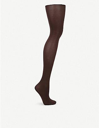 WOLFORD: Velvet de luxe 50 nylon-blend tights