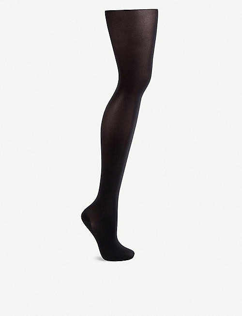 WOLFORD: Satin Opaque Nature tights