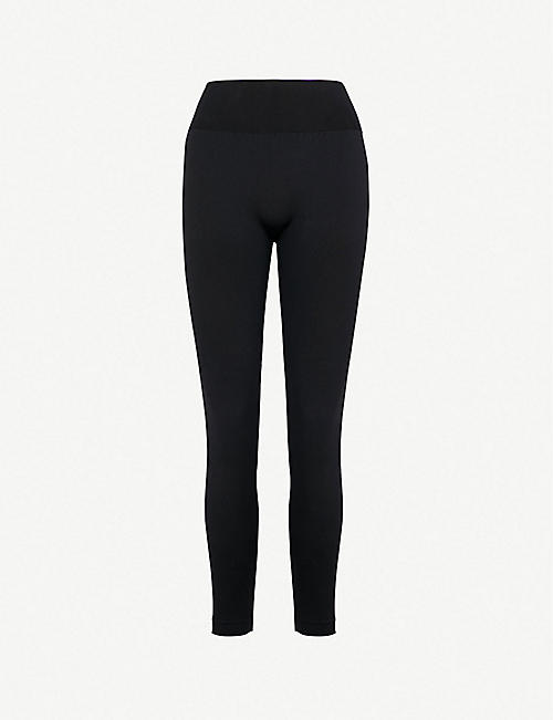 WOLFORD Perfect Fit jersey leggings