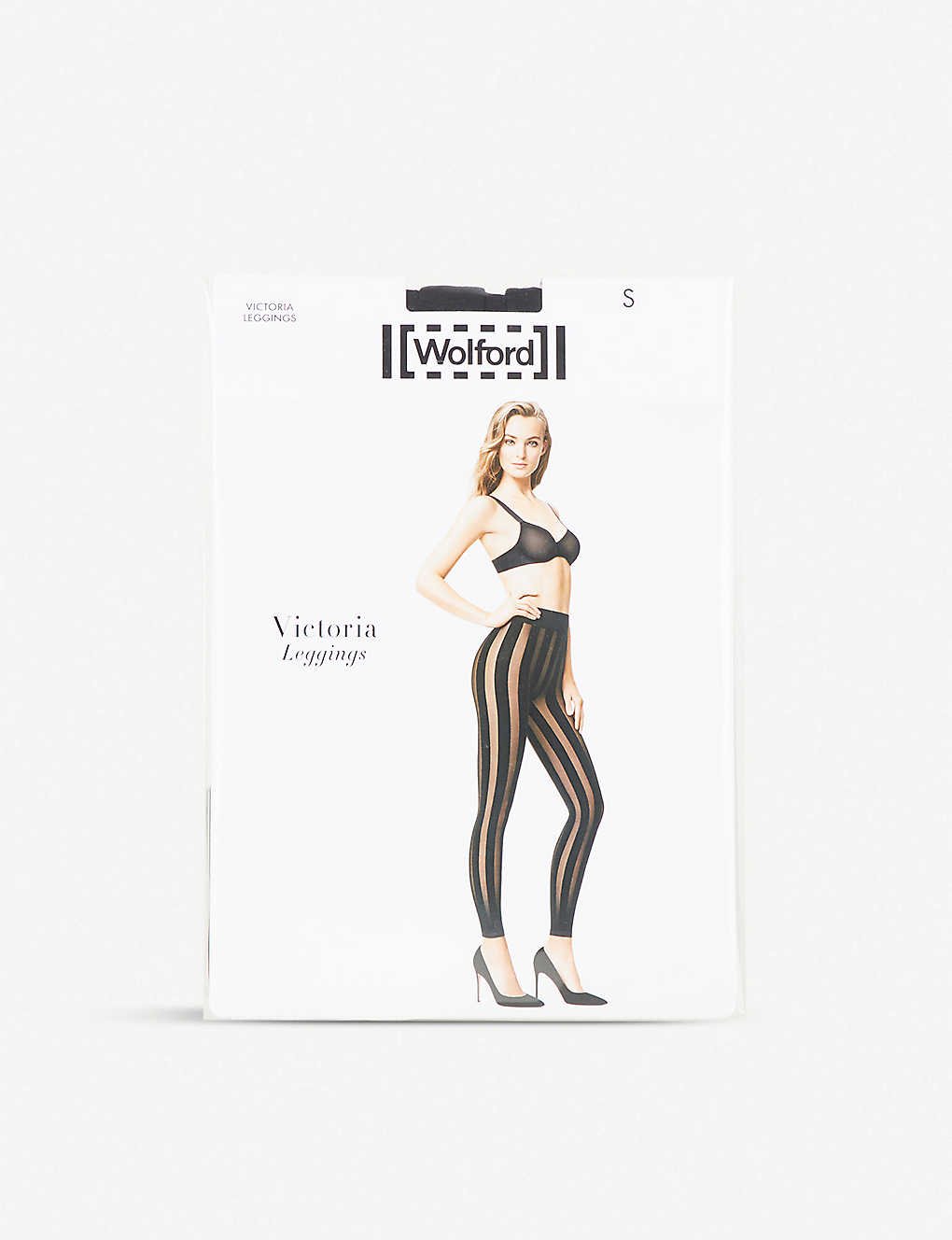 d008c7c33dc WOLFORD - Victoria woven leggings