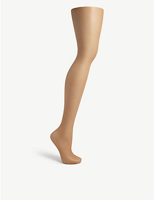 WOLFORD: Luxe 9 transparent tights