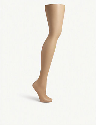WOLFORD: Luxe 9 toeless tights