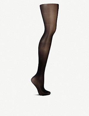 WOLFORD Matte transparent tights