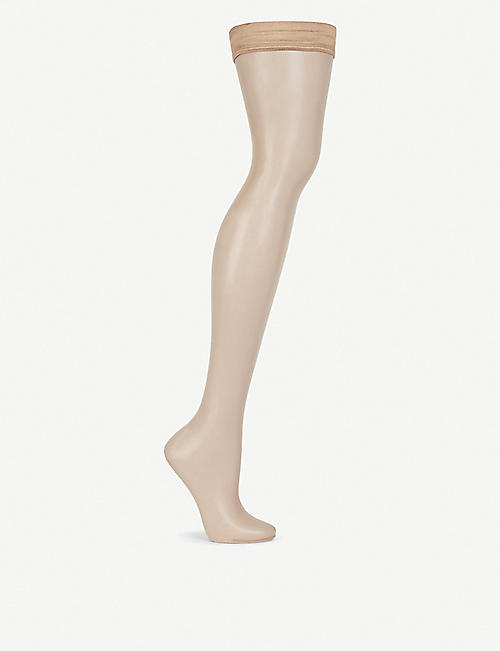 WOLFORD:Naked 8长筒袜
