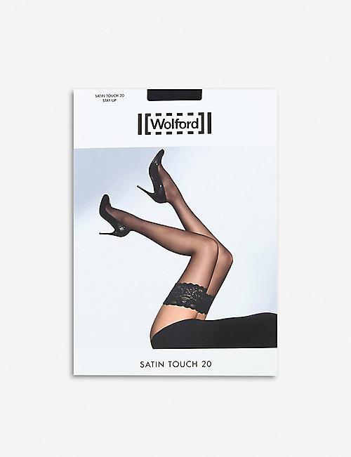 fc57c2b9d Stockings   hold ups - Hosiery - Lingerie - Nightwear   Lingerie ...