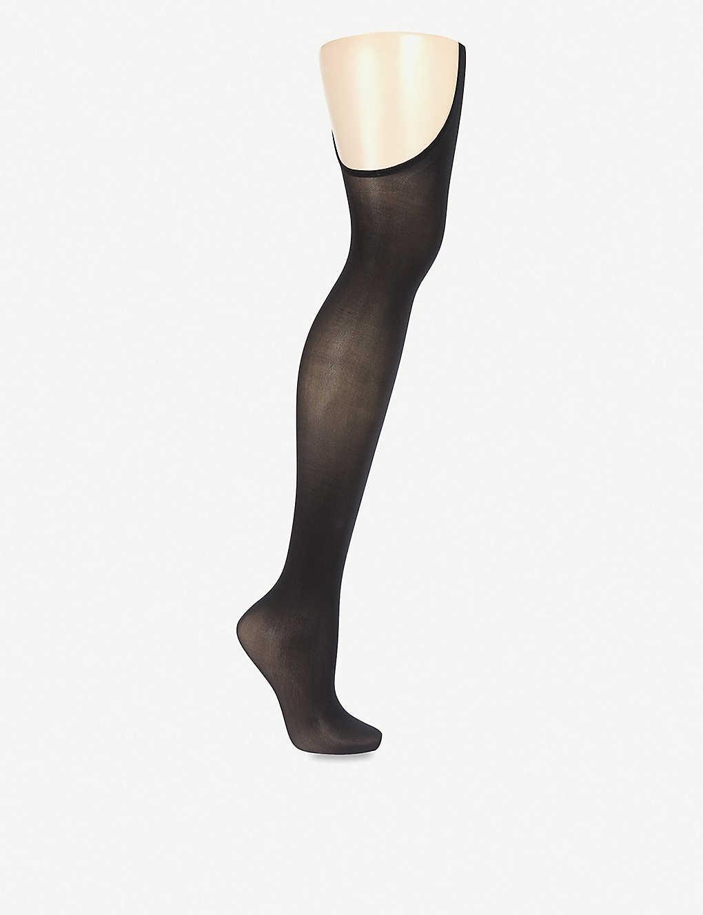 87f956b9cde Individual 12 stay-hip tights - Black ...