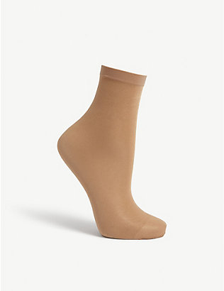 WOLFORD: Satin touch 20 socks