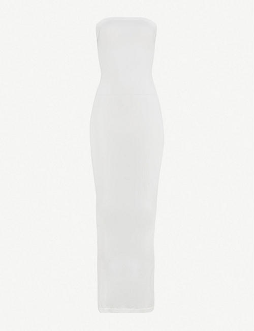 WOLFORD: Fatal seamless stretch-jersey dress